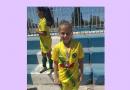 Lupe Marino, niña fútbol