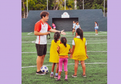 Félix Pérez: «El objetivo de Chicas Unidas es el empoderamiento de las jugadoras»