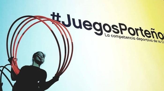 Lanzamiento de los Juegos Porteños 2020, que este año serán virtuales