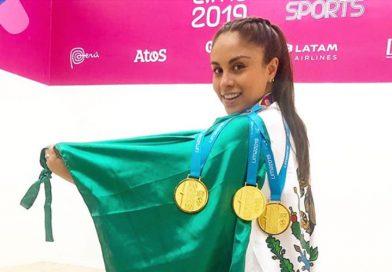 """Hablemos de Ellas: """"Paola, una atleta de Oro"""""""