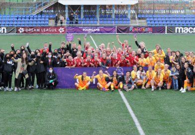 Desarrollo del Fútbol femenino en Armenia