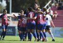 Fútbol Femenino: Se jugó la fecha Nº 2 del Torneo Apertura 2021