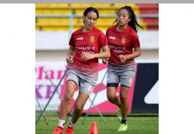 Fabiola Ayala: «Siempre estuve detrás de un balón y el fútbol es parte de mi día a día»