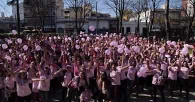 AGENDA DEPORTIVA EN BUENOS AIRES: 2º CAMINATA ROSA Y MASTERCLASS DE YOGA